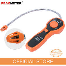 PEAKMETER MS6252A <b>MS6252B</b> Digital <b>Anemometer</b> Wind Speed ...