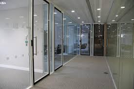 timber office doors