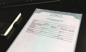 make changes to your birth certificate