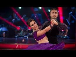 Abbey clancy & aljaz cha cha to 'let. Dani Harmer Vincent Simone Tango To Rumour Has It Strictly Come Dancing 2012 Bbc One Youtube