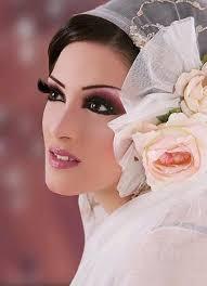 cute arabic bride eastern bridal
