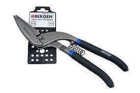 sheet metal hand shear. bergen 12\ sheet metal hand shear