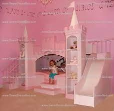 custom amazing girls princess castle