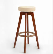 sofa trendy bar stool round wooden swivel stools modern brown pertaining to round wooden bar stools renovation