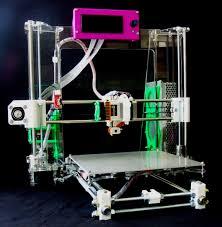 diy 3d printer prusa i3 dream build