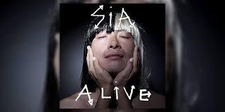 testo e traduzione di alive nuova canzone di sia in uscita il 26 settembre singolo di lancio del nuovo al this is acting
