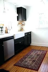 black kitchen rug rugs and white beautiful target chevron sets