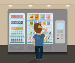 Vending Machine Brasil Simple Vending Machine Stock Vectors Royalty Free Vending Machine