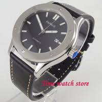 45mm corgeut hollow dial three dimensional pvd miyota automatic mens watch