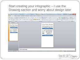 How To Make An Infographic In Word How I Created Easy Infographics Using Ms Powerpoint