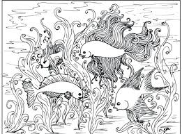 Colouring Pages Animals Hard Free Printable Difficult Animals