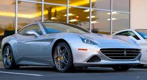 Silber Ferrari California In Löse Puzzlespiele Kostenlos Auf Puzzle Factory