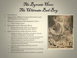 intro to wuthering heights ppt video online the byronic hero the ultimate bad boy