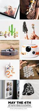 At Home Star Wars Activities & Ideas ...