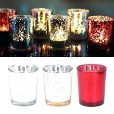 votive candle mosaic glass tealight holder for wedding party bar home decor in holders from garden