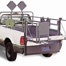 DEL Equipment Truck Body Up Fitting - Waltco Liftgates