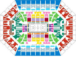 Bmo Bradley Center Seating Savillerowmusic Com