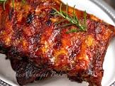 apple butter ribs  crock pot