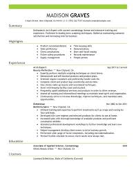 Salon Manager Resume Cool Salon Manager Resume Luxury Perfect Resume Examples From Hair Salon