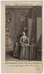 NPG D8669; Priscilla Kemble (née Hopkins) when Miss Hopkins; as Miss Peggy  in Garrick's 'The Country Girl' - Portrait - National Portrait Gallery