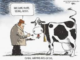 global warming science fiction com conservative global warming cow