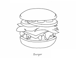 Small Picture Printable 34 Junk Food Coloring Pages 10103 Free Printable Food
