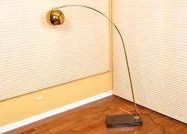 mid century arc floor lamp mid century modern arc floor lamp by marks lamps home appetizer ideas