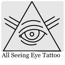 All Seeing Eye Tattoo