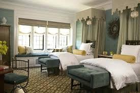 bay window master bedroom ideas beautiful bedrooms with windows rods