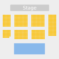 Murmrr Seating Chart James Vincent Mcmorrow Solo Tickets Thu Jan 23 2020 At
