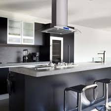 island exhaust hood. Simple Exhaust Convertible Island Mount Range Hood In Stainless Steel With Tempered Glass  LEDs On Exhaust S