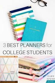Best Academic Planner For College Students The Best Planners For Students For The Years To Come Pinterest