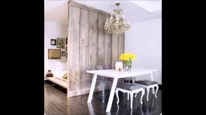 Room Dividers Ideas With Bookshelf Divider And Laminate Flooring Studio Divider Ideas