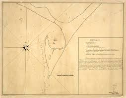A Plan Of The Harbour Of Cape Lookout Surveyed And Sounded