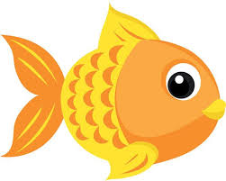 cute fish clip art. Interesting Art Cute Fishing Cartoons  Goldfish Vector 4_Download Free Vector3d  ModelIcon On Cute Fish Clip Art A