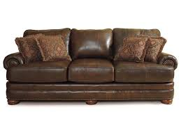 lane leather chair. Interesting Lane Lane Chocolate Leather Sofa With Nailhead Trim  Stanton Leather Sofa By Lane  Furniture  863 Throughout Chair I