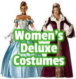 Womenu0027s Deluxe Costumes