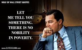 The Wolf Of Wall Street Quotes Leo Dicaprio Biting Hand 1306992