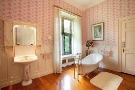 Gold Bathroom Pink And Gold Bathroom Sets Built In Storage Shelving Near