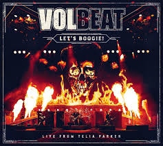 News | LET'S BOOGIE! LIVE FROM TELIA PARKEN | OUT ... - Volbeat