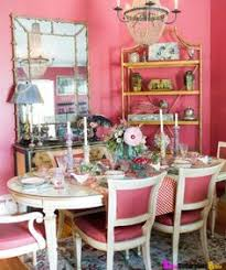 home pink home pink dining room gorgeous color on walls