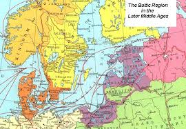 internet history sourcebooks the baltic region in the later middle ages col