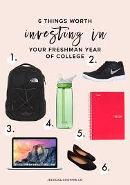 6 things worth investing in your freshman year of college 6 things worth investing in your freshman year of college jessica slaughter