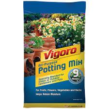 potting soil mix