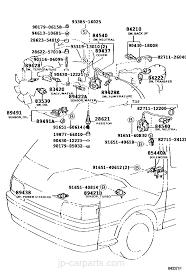 Switch relay puter toyota part list jp carparts rh jp carparts 1995 suburban door
