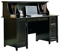 sauder shoal creek computer desk wood regarding executive decorations 29