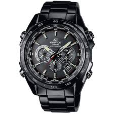 mens casio quartz analogue watch black dial eqw m600dc 1aer mens edifice watch eqw m600dc 1aer