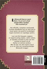 Stephanie Milton En Paul Soares Minecraft Combat Handboek Wehkamp
