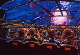 Image result for borg ride in las vegas