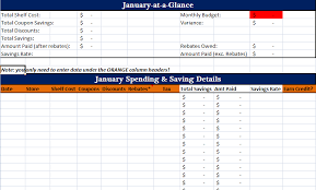 Coupon Savings Tracker 2013 Free Download And Getting Started